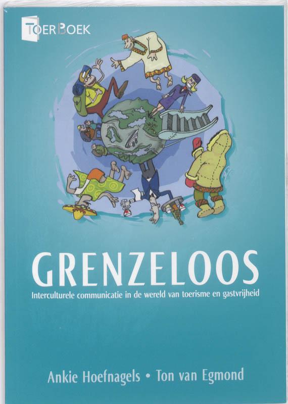 Afbeelding van Grenzeloos Interculturele communicatie in de wereld van toerisme en gastvrijheid