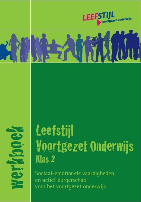 Afbeelding van Leefstijl VO Werkboek klas 2