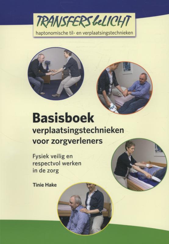 Afbeelding van Basisboek verplaatsingstechnieken voor zorgverleners