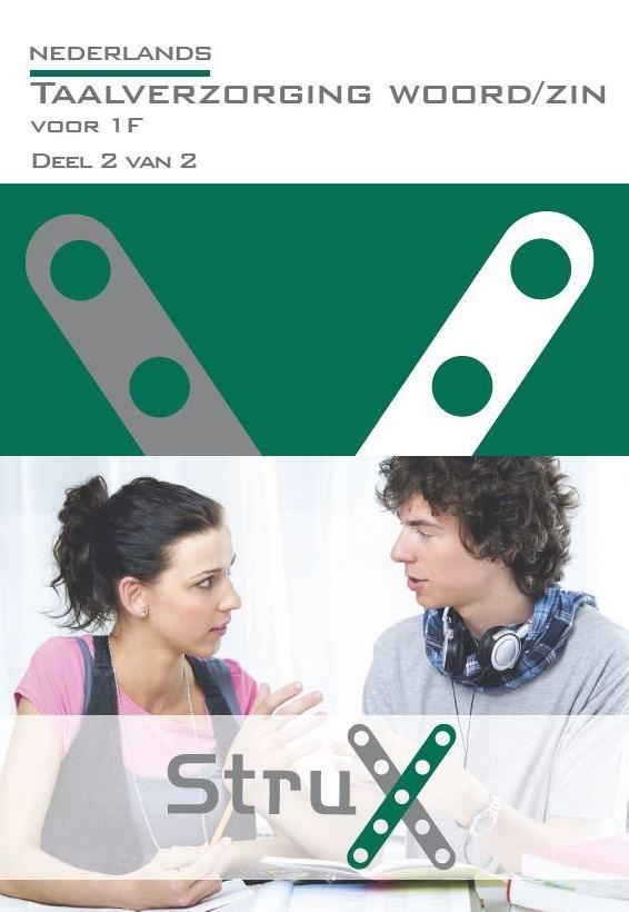 Afbeelding van Nederlands Taalverzorging 1F Woord/zin - deel 2