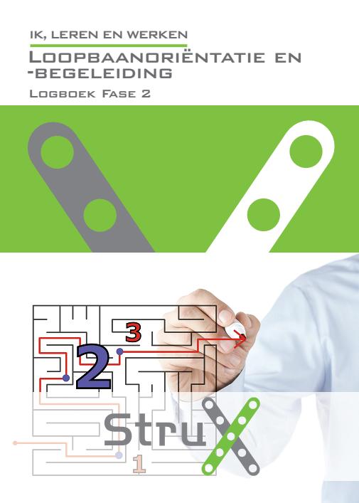 Afbeelding van Ik, leren en werken: Loopbaanoriëntatie logboek fase 2