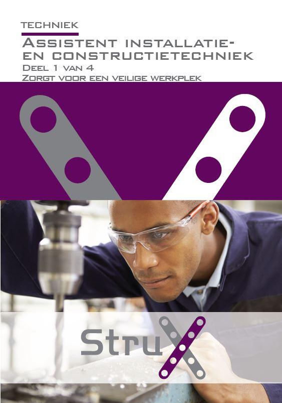 Afbeelding van Assistent installatie- en constructietechniek - deel 1 - Zorgt voor een veilige werkplek