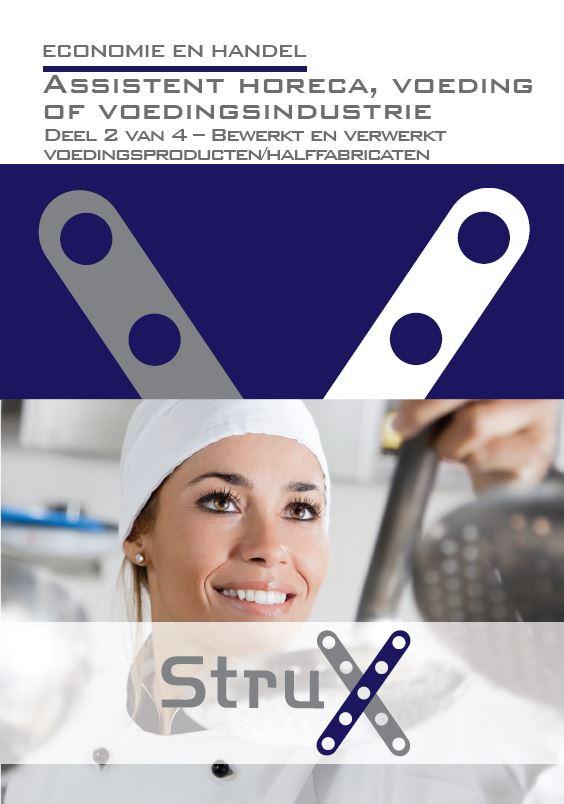 Afbeelding van Assistent horeca, voeding of voedingsindustrie - deel 2 - Bewerkt en verwerkt voedingsproducten/halffabricaten