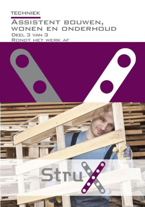 Afbeelding van Assistent bouwen, wonen en onderhoud - deel 3 - Rondt het werk af