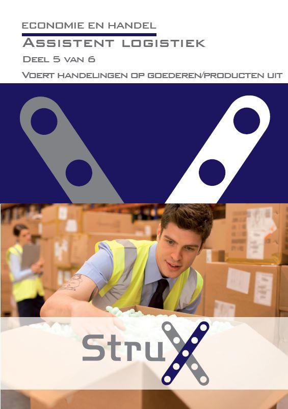 Afbeelding van Assistent logistiek - deel 5 - Voert handelingen op goederen/producten uit