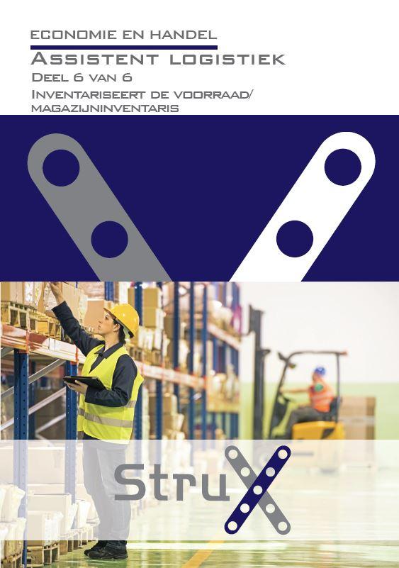 Afbeelding van Assistent logistiek - deel 6 - Inventariseert de voorraad/magazijninventaris
