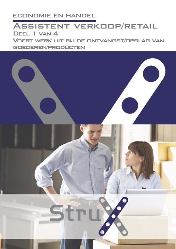 Afbeelding van Assistent verkoop/retail - deel 1 - Voert werk uit bij ontvangst/opslag van goederen/producten