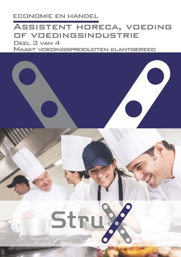 Afbeelding van Assistent horeca, voeding of voedingsindustrie - deel 3 - Maakt voedingsproducten klantgereed