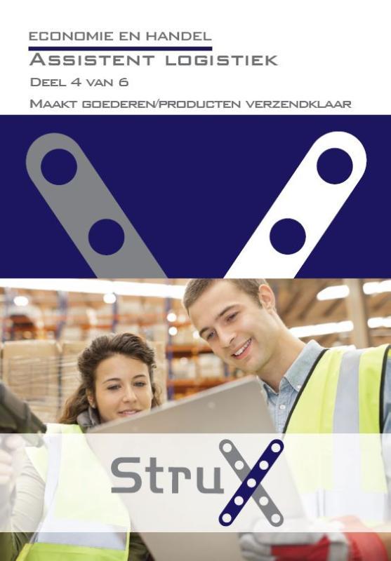 Afbeelding van Assistent logistiek - deel 4 - Maakt goederen/producten verzendklaar