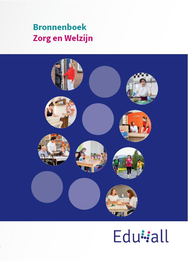 Afbeelding van Bronnenboek Zorg en Welzijn