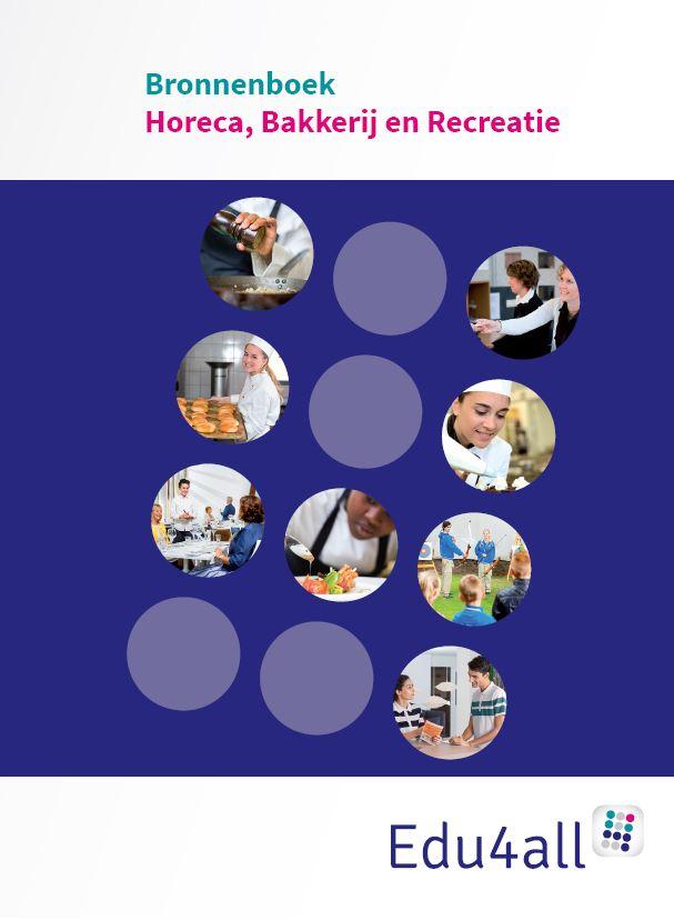 Afbeelding van Bronnenboek Horeca, Bakkerij en Recreatie