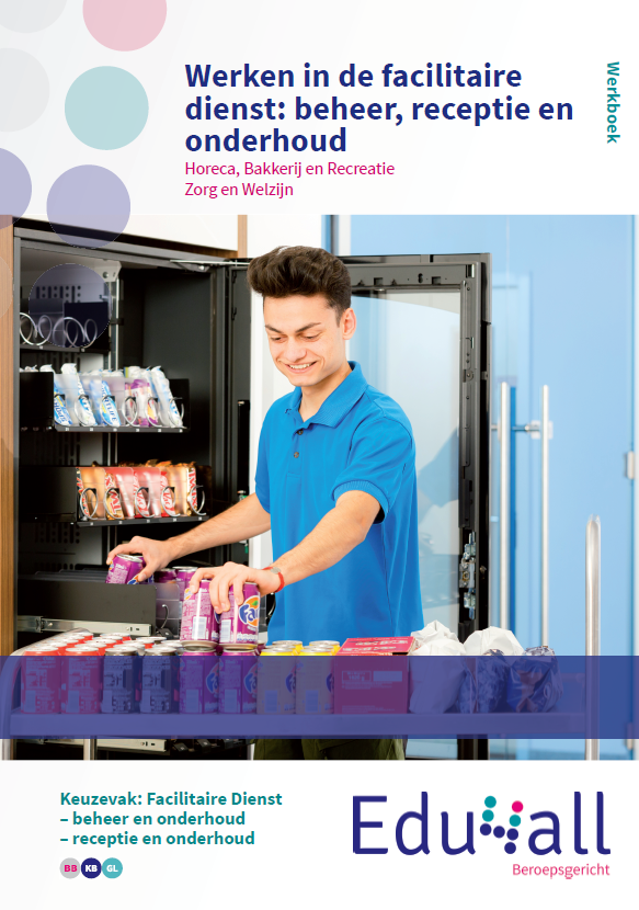 Afbeelding van Facilitaire dienstverlening: beheer, receptie en onderhoud | keuzevak beheer en onderhoud | Keuzevak receptie en onderhoud