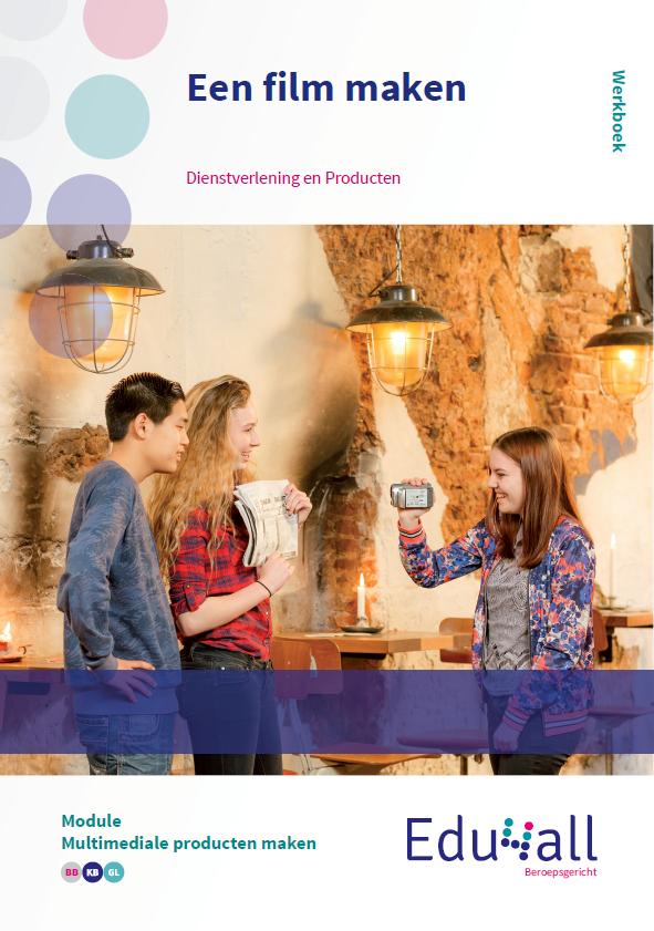 Afbeelding van Een film maken | module Multimediale producten maken