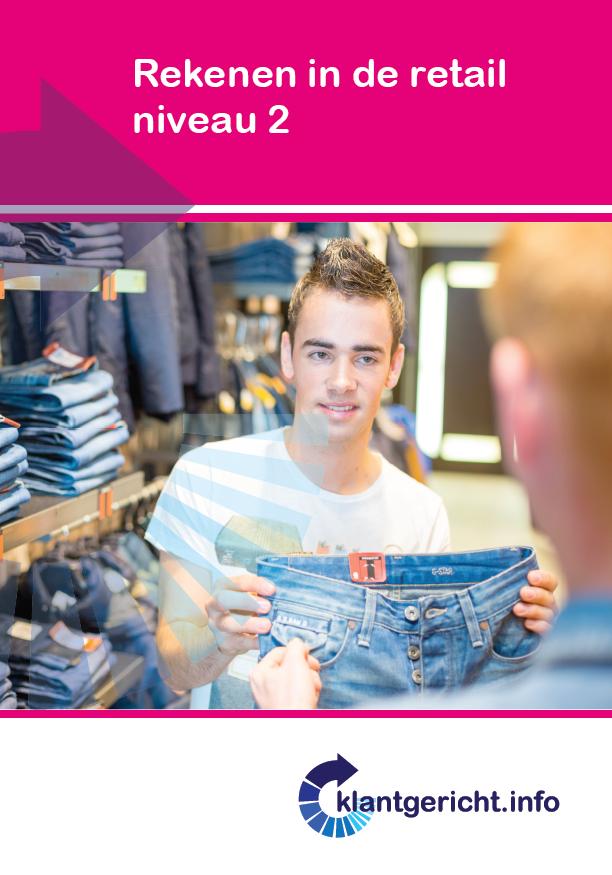 Afbeelding van Rekenen in de retail niveau 2
