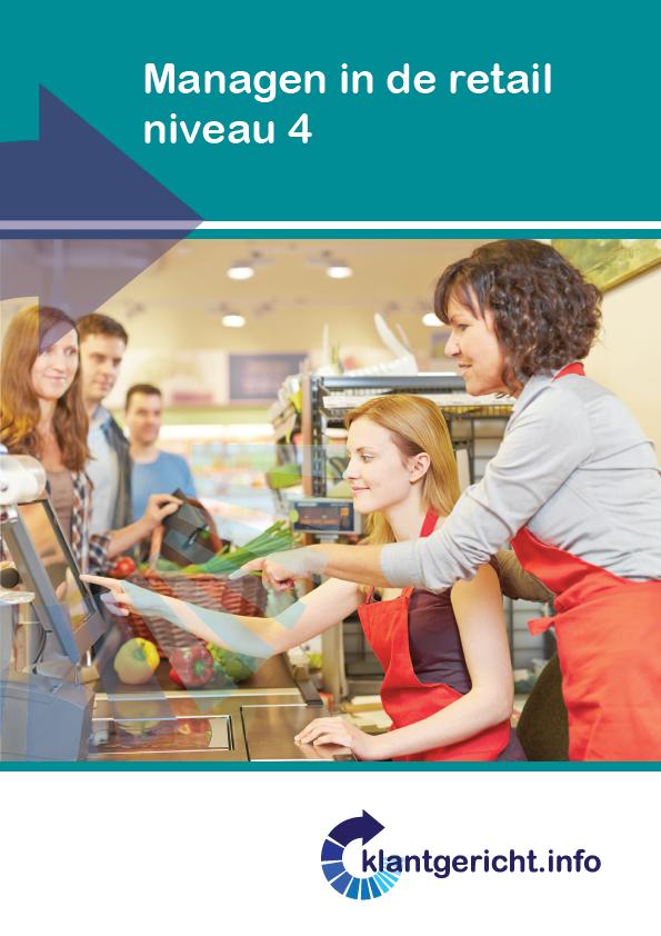Afbeelding van Managen in de retail niveau 4