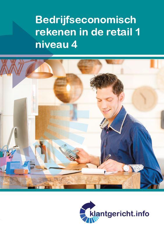 Afbeelding van Bedrijfseconomisch rekenen in de retail 1 - niveau 4