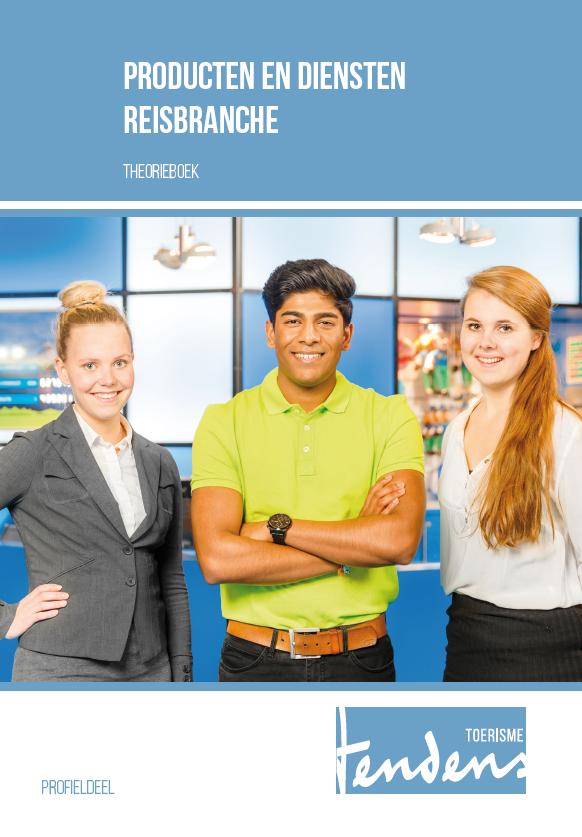 Afbeelding van Producten en diensten reisbranche
