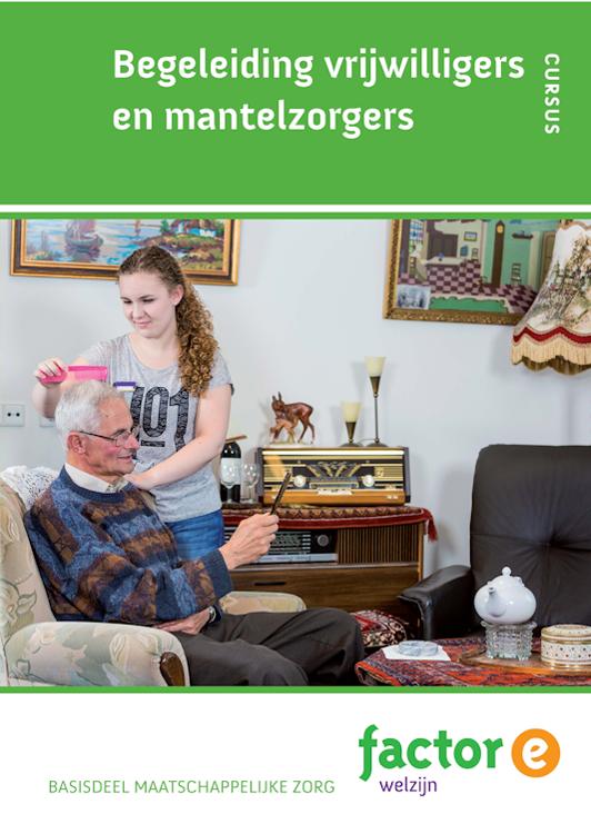 Afbeelding van Begeleiding vrijwilligers en mantelzorgers