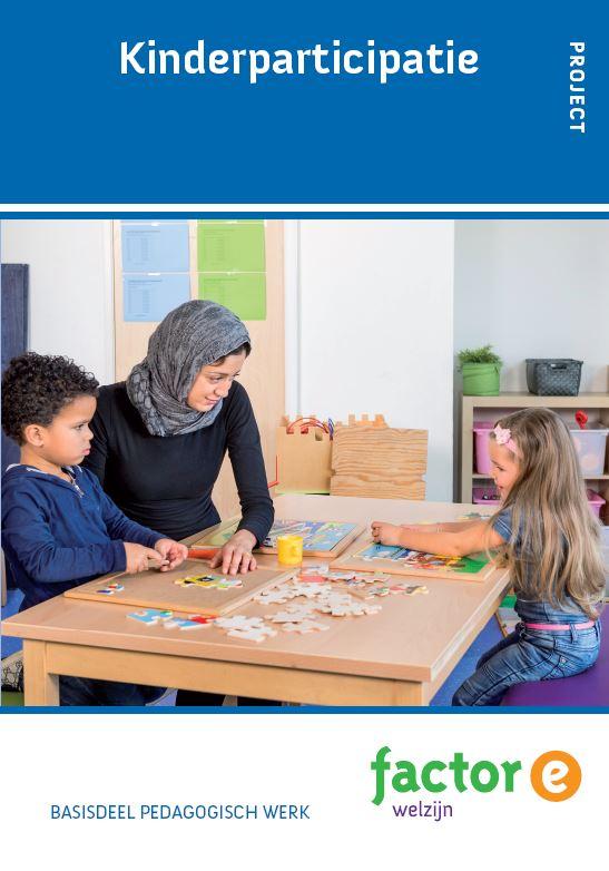 Afbeelding van Kinderparticipatie