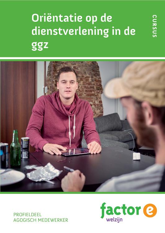 Afbeelding van Oriëntatie op de dienstverlening in de ggz