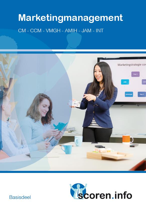 Afbeelding van Marketingmanagement
