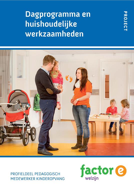 Afbeelding van Dagprogramma en huishoudelijke werkzaamheden