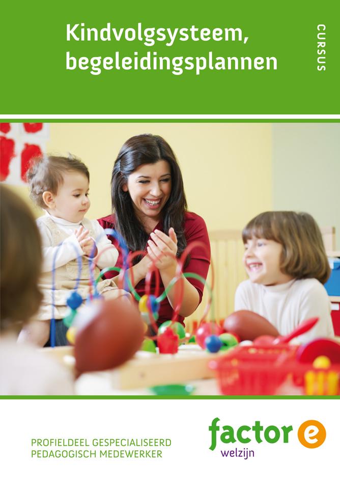 Afbeelding van Kindvolgsysteem, begeleidingsplannen