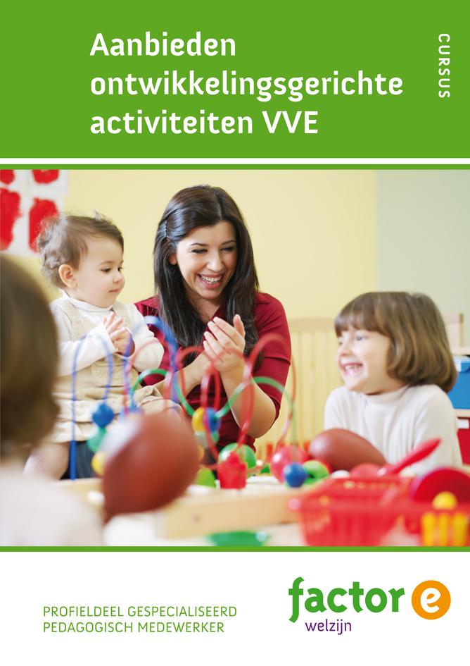 Afbeelding van Aanbieden ontwikkelingsgerichte activiteiten VVE