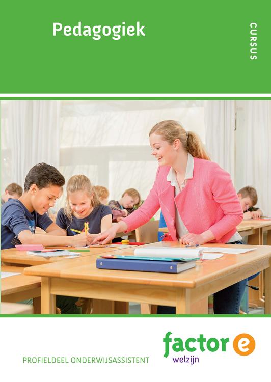 Afbeelding van Pedagogiek
