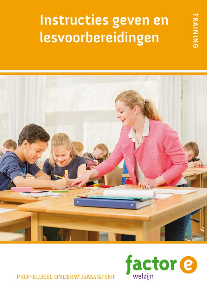 Afbeelding van Instructies geven en lesvoorbereidingen