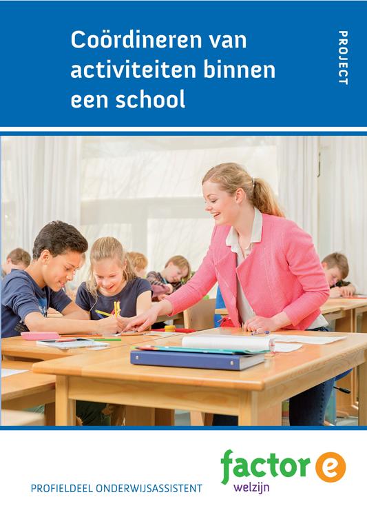 Afbeelding van Coördineren van activiteiten binnen de school
