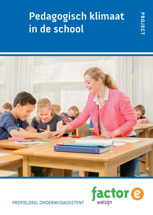 Afbeelding van Pedagogisch klimaat in de school