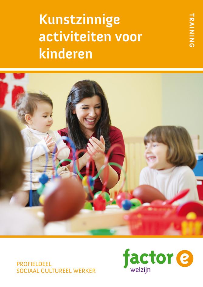 Afbeelding van Kunstzinnige activiteiten voor kinderen