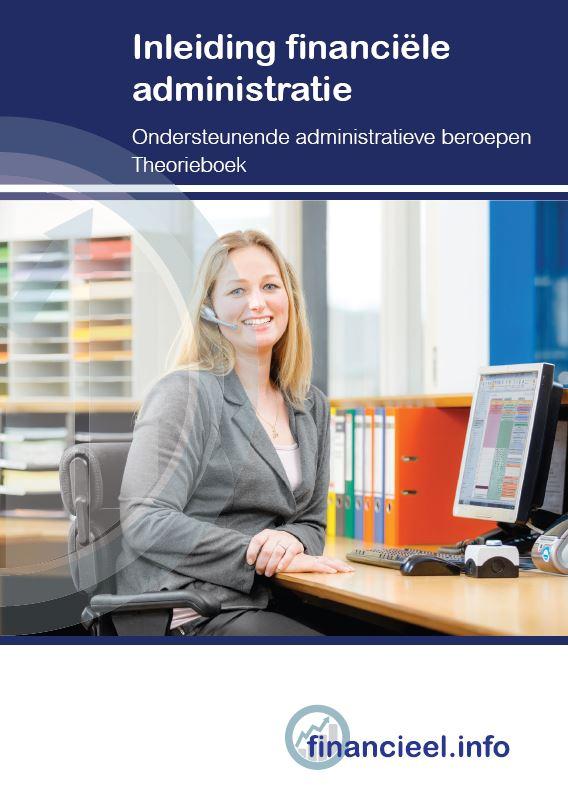 Afbeelding van Inleiding financiële administratie - theorieboek