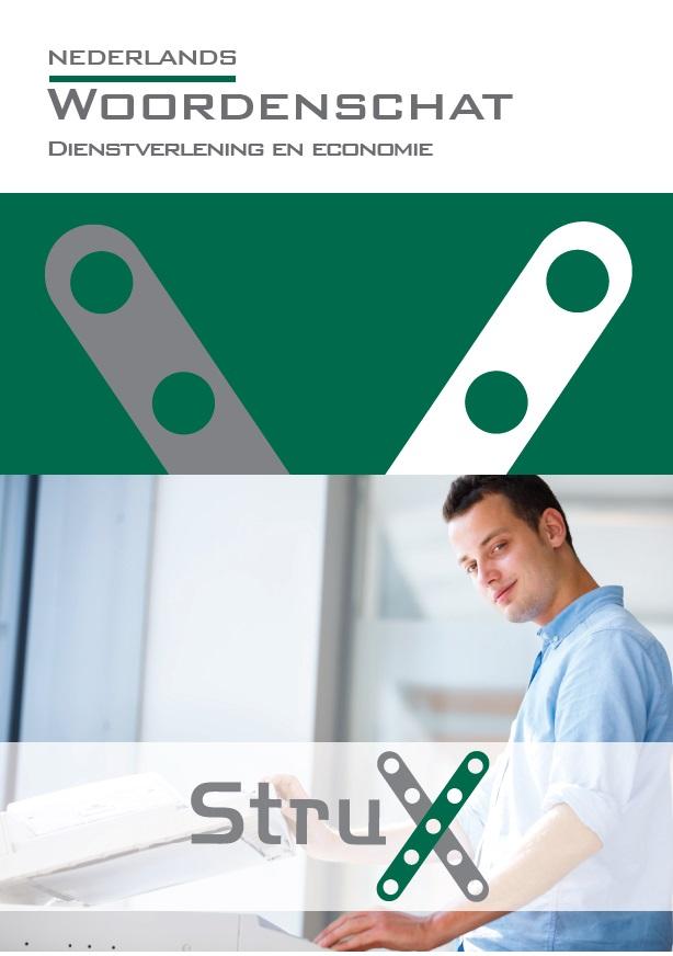 Afbeelding van Nederlands Woordenschat Dienstverlening en economie