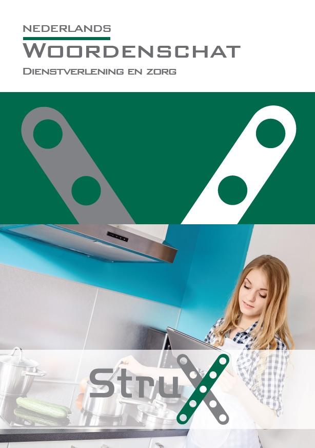 Afbeelding van Nederlands Woordenschat Dienstverlening en zorg