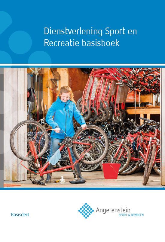 Afbeelding van Dienstverlening Sport en Recreatie basisboek