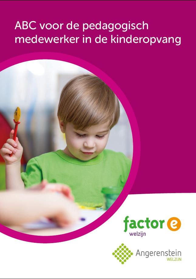 Afbeelding van ABC voor de pedagogisch medewerker in de kinderopvang