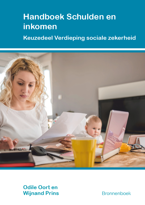Afbeelding van Handboek Schulden en inkomen / Keuzedeel Verdieping sociale zekerheid