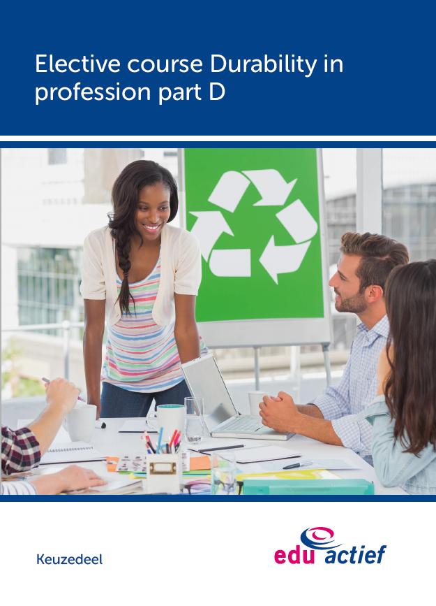 Afbeelding van Elective course Durability in profession part D