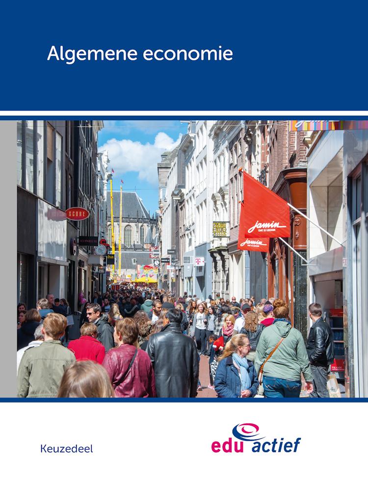 Afbeelding van Keuzedeel Algemene economie | combipakket