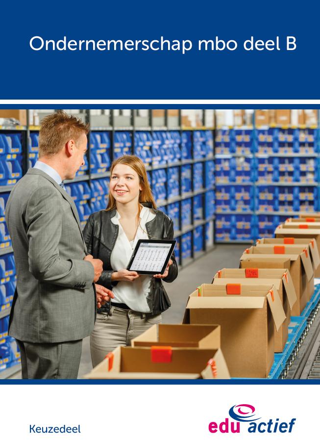 Afbeelding van Keuzedeel Ondernemerschap mbo deel B | combipakket