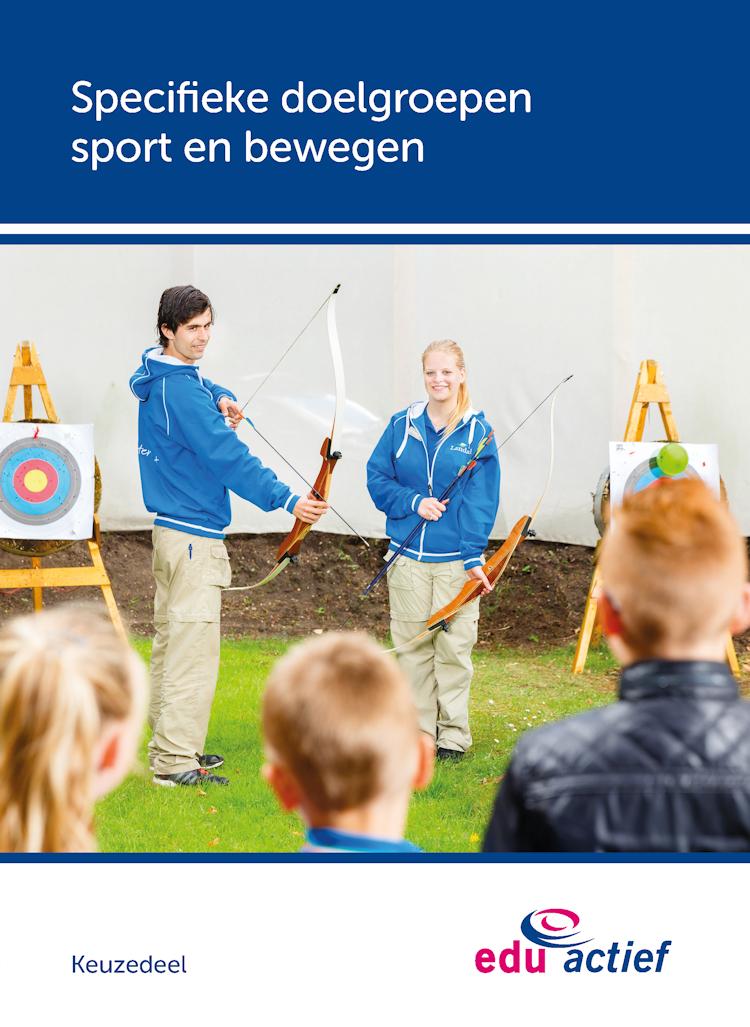 Afbeelding van Keuzedeel Specifieke doelgroepen sport en bewegen | combipakket