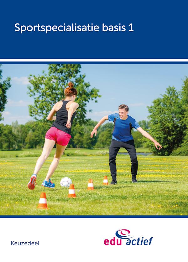 Afbeelding van Keuzedeel Sportspecialisatie basis 1 | combipakket