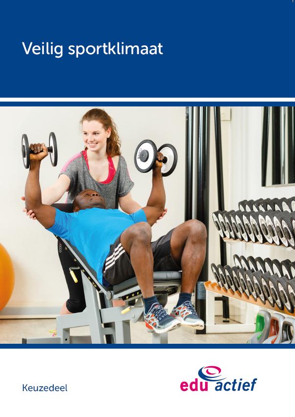 Afbeelding van Keuzedeel Veilig sportklimaat | combipakket