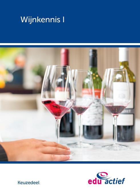 Afbeelding van Keuzedeel Wijnkennis I   combipakket