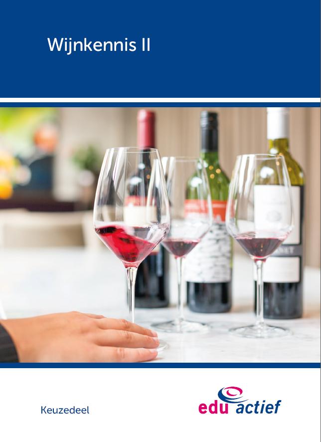 Afbeelding van Keuzedeel Wijnkennis II | combipakket