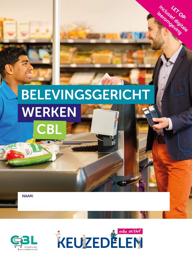 Afbeelding van Keuzedeel Belevingsgericht werken CBL  | combipakket