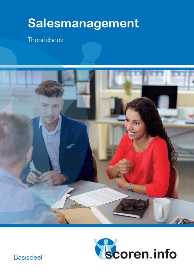 Afbeelding van Salesmanagement   editie 2019