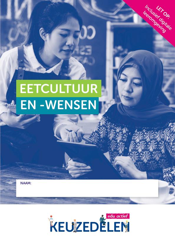 Afbeelding van Keuzedeel Eetcultuur en -wensen | combipakket